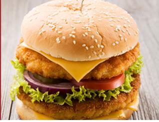 Chicken Fillet Burger